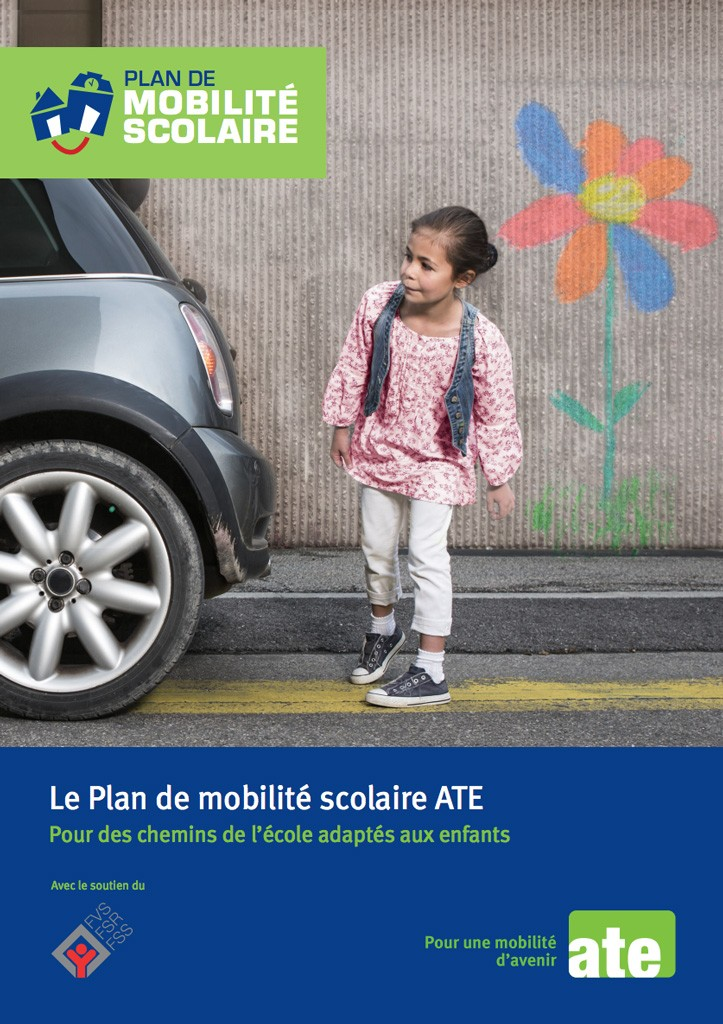 Le Plan de mobilité scolaire ATE