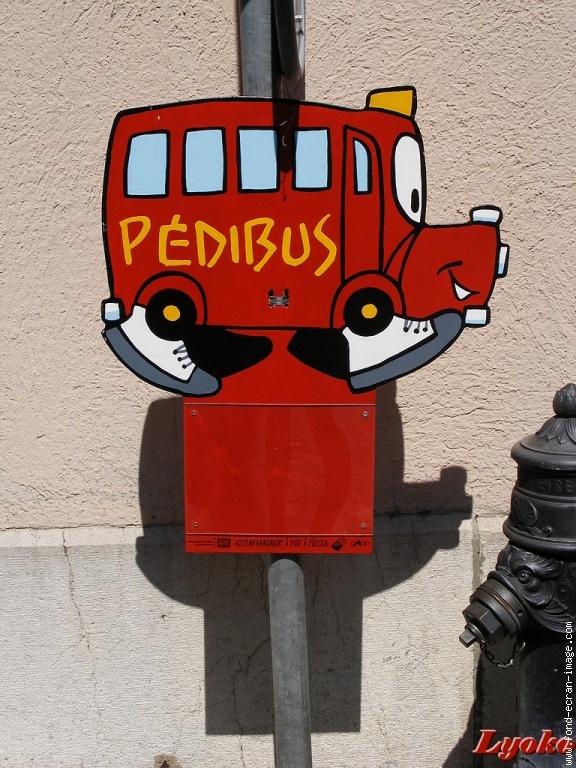 Site Pédibus multilingue
