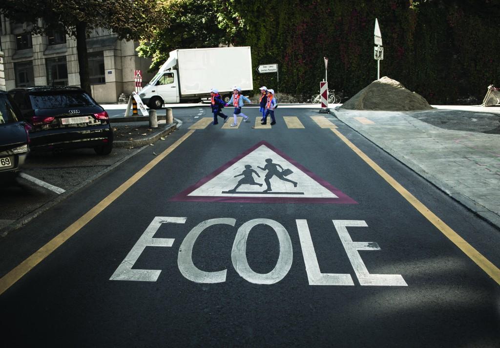 Intéressé par un Plan de mobilité scolaire?