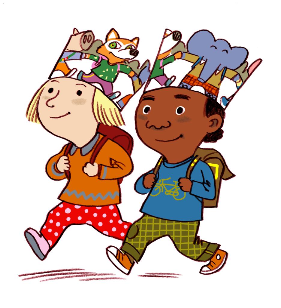 Journée internationale à pied à l'école, vendredi 17 septembre 2021